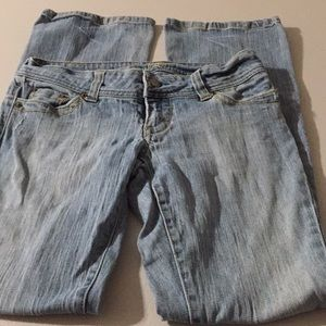 🌺 American eagle 🦅 distressed jeans artist 2